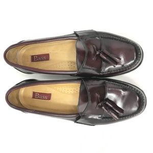 Bass Shoes - Men's Bass Harrison II Loafers Dress Shoes Sz 9.5D